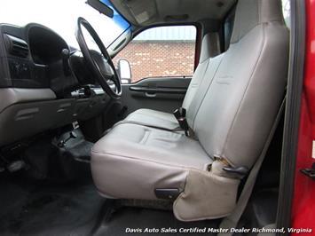 2005 Ford F-450 Super Duty XL Regular Cab Dump Bed Power Stroke Turbo Diesel - Photo 18 - Richmond, VA 23237