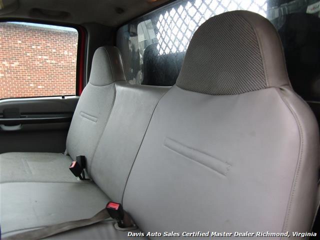 2005 Ford F-450 Super Duty XL Regular Cab Dump Bed Power Stroke Turbo Diesel - Photo 9 - Richmond, VA 23237