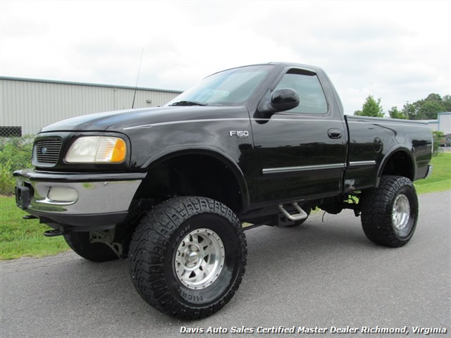 97 ford f150 supercab 4x4