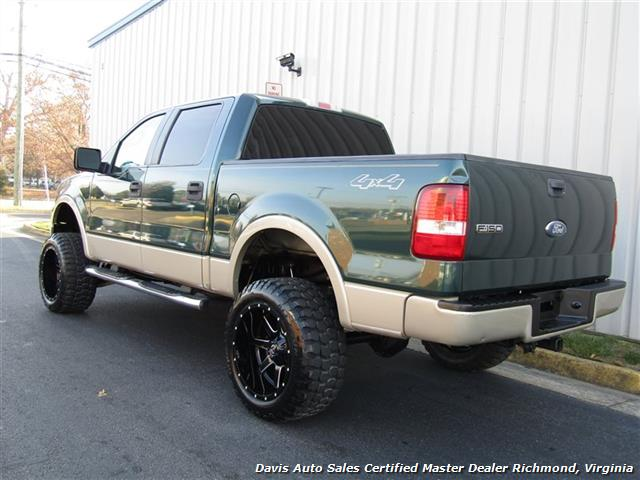 2007 Ford F-150 Lariat Lifted 4X4 SuperCrew Crew Cab Short Bed - Photo 3 - Richmond, VA 23237