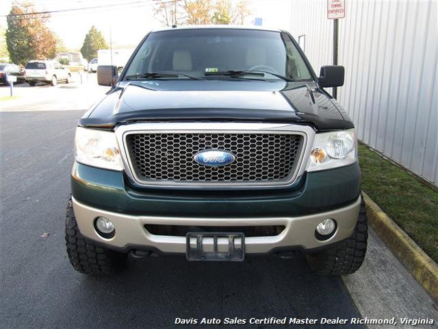 2007 Ford F-150 Lariat Lifted 4X4 SuperCrew Crew Cab Short Bed - Photo 28 - Richmond, VA 23237