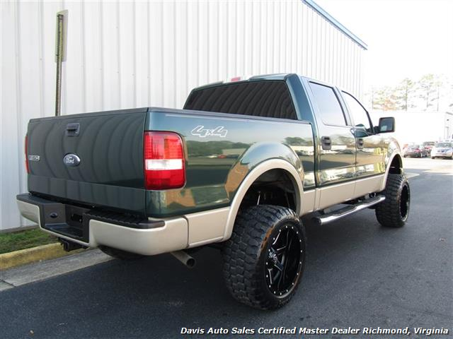2007 Ford F-150 Lariat Lifted 4X4 SuperCrew Crew Cab Short Bed - Photo 11 - Richmond, VA 23237