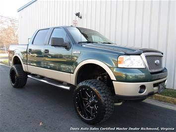 2007 Ford F-150 Lariat Lifted 4X4 SuperCrew Crew Cab Short Bed - Photo 13 - Richmond, VA 23237