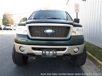2007 Ford F-150 Lariat Lifted 4X4 SuperCrew Crew Cab Short Bed - Photo 14 - Richmond, VA 23237
