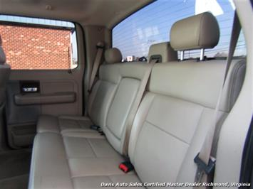 2007 Ford F-150 Lariat Lifted 4X4 SuperCrew Crew Cab Short Bed - Photo 9 - Richmond, VA 23237