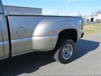 2001 Chevrolet Silverado 3500 LS Crew Cab Long Bed Dually