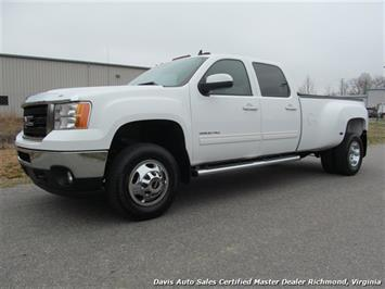 2011 GMC Sierra 3500 HD SLT DRW Crew Cab Long Bed Truck