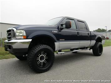 2004 Ford F-250 Super Duty Lariat Lifted 4X4 Crew Cab Short Bed Truck
