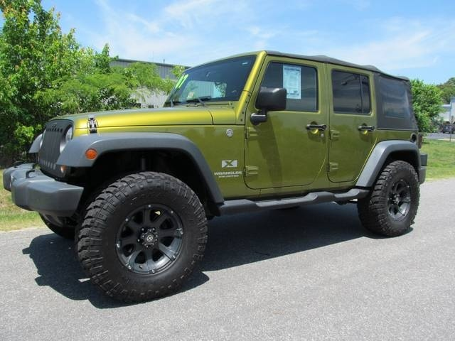 Amazing 2007 Jeep Wrangler Unlimited X (SOLD)   Photo 1   Richmond, VA 23237