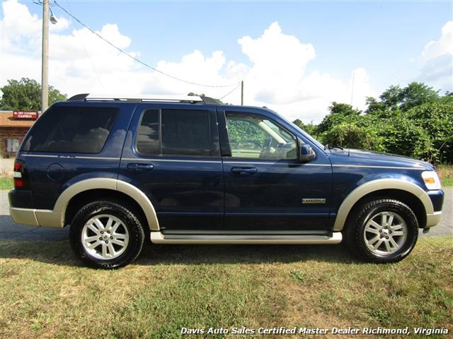 2006 Ford Explorer Eddie Bauer 4X4 Loaded SUV - Photo 13 - Richmond, VA 23237