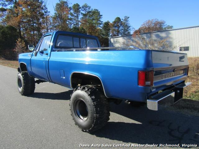 Chevrolet Scottsdale CK Lifted X Square Body Regular Cab - Square body chevy for sale