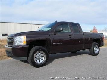 2008 Chevrolet Silverado 1500 Work Truck Truck