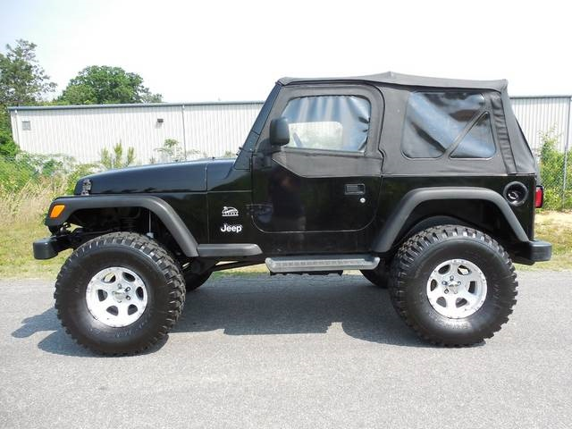 Davis Auto Sales - Photos for 2003 Jeep Wrangler Sahara (SOLD)