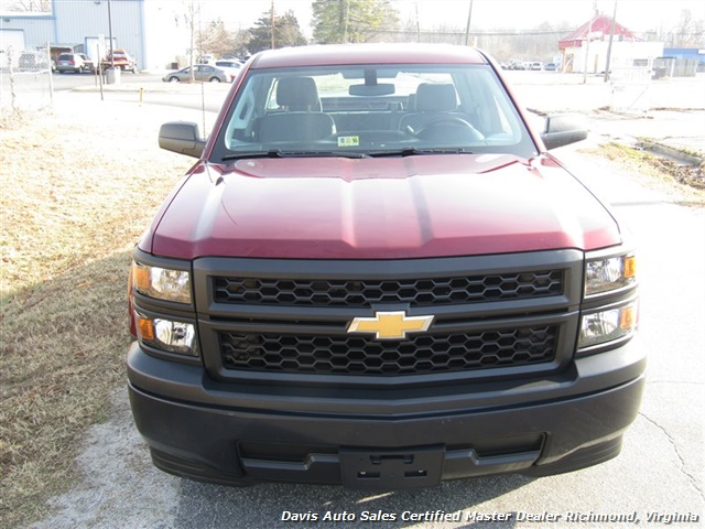 2015 Chevrolet Silverado 1500 LS Double Cab Short Bed Low Mileage - Photo 23 - Richmond, VA 23237