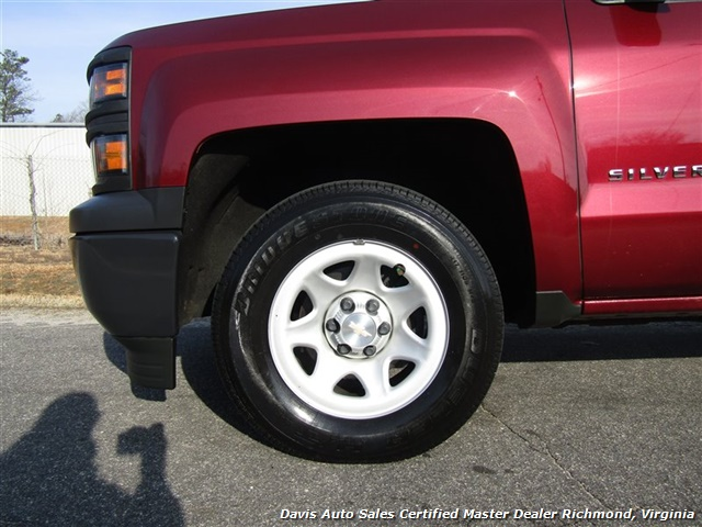 2015 Chevrolet Silverado 1500 LS Double Cab Short Bed Low Mileage - Photo 10 - Richmond, VA 23237