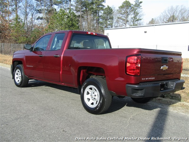 2015 Chevrolet Silverado 1500 LS Double Cab Short Bed Low Mileage - Photo 3 - Richmond, VA 23237