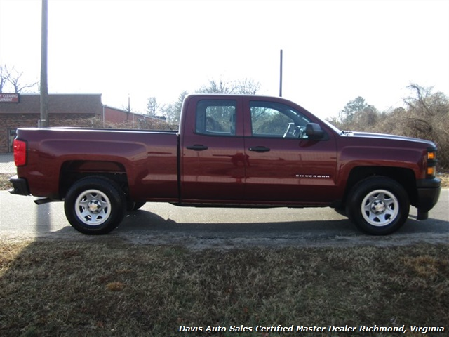 2015 Chevrolet Silverado 1500 LS Double Cab Short Bed Low Mileage - Photo 12 - Richmond, VA 23237