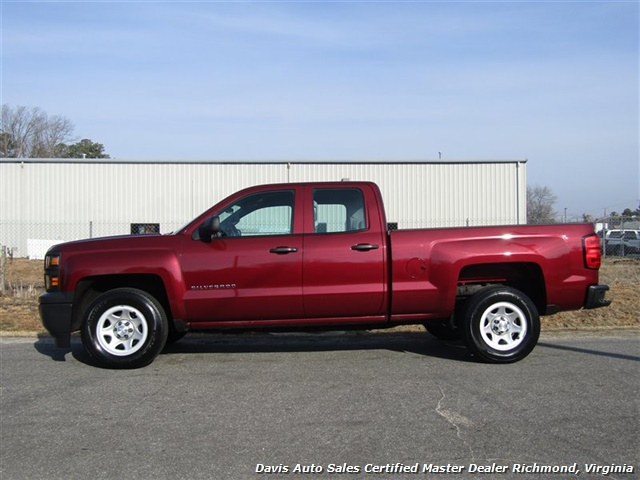 2015 Chevrolet Silverado 1500 LS Double Cab Short Bed Low Mileage - Photo 2 - Richmond, VA 23237