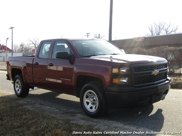 2015 Chevrolet Silverado 1500 LS Double Cab Short Bed Low Mileage - Photo 13 - Richmond, VA 23237
