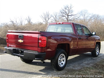 2015 Chevrolet Silverado 1500 LS Double Cab Short Bed Low Mileage - Photo 11 - Richmond, VA 23237