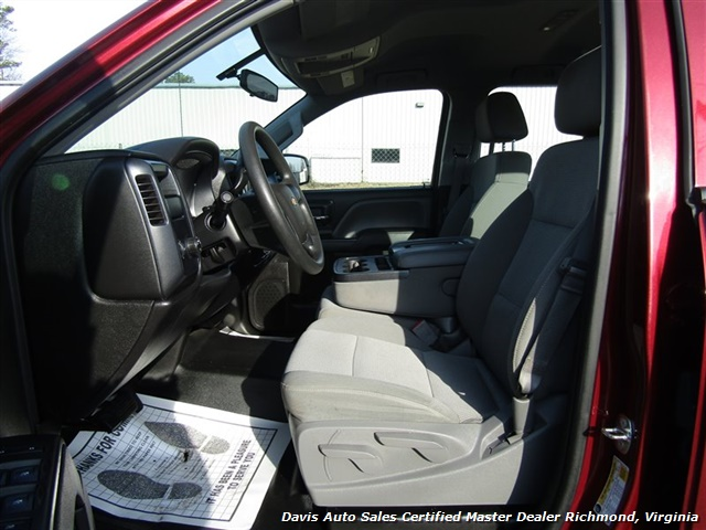 2015 Chevrolet Silverado 1500 LS Double Cab Short Bed Low Mileage - Photo 15 - Richmond, VA 23237