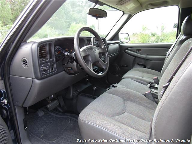 2005 Chevrolet Silverado 1500 LT 4X4 Vortec Extended Cab Short Bed Work - Photo 4 - Richmond, VA 23237