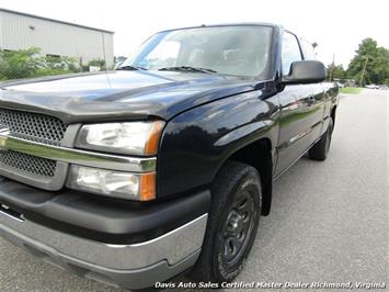 2005 Chevrolet Silverado 1500 LT 4X4 Vortec Extended Cab Short Bed Work - Photo 15 - Richmond, VA 23237