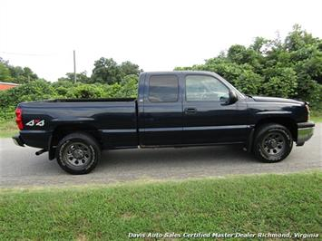 2005 Chevrolet Silverado 1500 LT 4X4 Vortec Extended Cab Short Bed Work - Photo 12 - Richmond, VA 23237