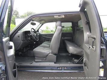 2005 Chevrolet Silverado 1500 LT 4X4 Vortec Extended Cab Short Bed Work - Photo 9 - Richmond, VA 23237
