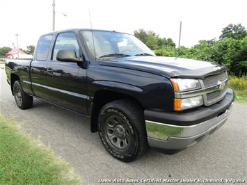 2005 Chevrolet Silverado 1500 LT 4X4 Vortec Extended Cab Short Bed Work - Photo 13 - Richmond, VA 23237
