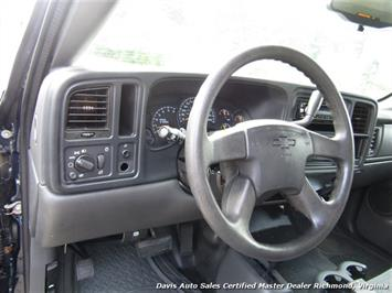 2005 Chevrolet Silverado 1500 LT 4X4 Vortec Extended Cab Short Bed Work - Photo 5 - Richmond, VA 23237