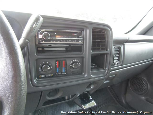 2005 Chevrolet Silverado 1500 LT 4X4 Vortec Extended Cab Short Bed Work - Photo 6 - Richmond, VA 23237