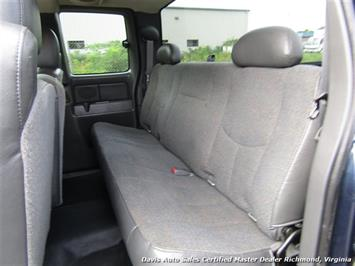 2005 Chevrolet Silverado 1500 LT 4X4 Vortec Extended Cab Short Bed Work - Photo 8 - Richmond, VA 23237