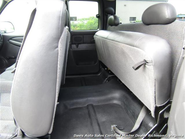 2005 Chevrolet Silverado 1500 LT 4X4 Vortec Extended Cab Short Bed Work - Photo 16 - Richmond, VA 23237