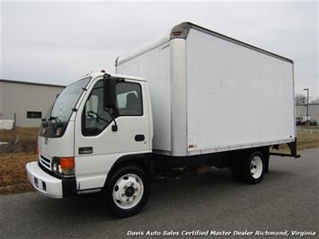 1999 Chevrolet W4500 W Series Cab Over Isuzu Style 14 Foot Box Truck