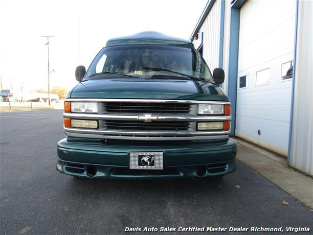 1999 Chevrolet Express High Top Custom Conversion Explorer Limited SE - Photo 15 - Richmond, VA 23237