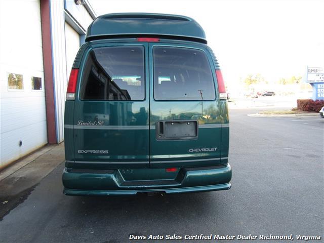 1999 Chevrolet Express High Top Custom Conversion Explorer Limited SE - Photo 4 - Richmond, VA 23237