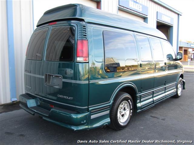 1999 Chevrolet Express High Top Custom Conversion Explorer Limited SE - Photo 12 - Richmond, VA 23237