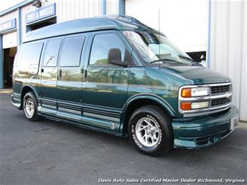 1999 Chevrolet Express High Top Custom Conversion Explorer Limited SE - Photo 14 - Richmond, VA 23237