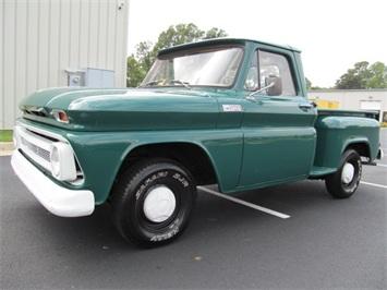 1965 Chevrolet C-10 Truck Sedan