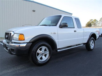 2004 Ford Ranger XLT FX4 Off-Road Truck
