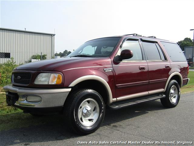 1998 Ford Expedition Eddie Bauer 4X4 - Photo 1 - Richmond, VA 23237