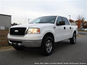 2008 Ford F-150 XLT 4X4 Crew Cab Short Bed Truck