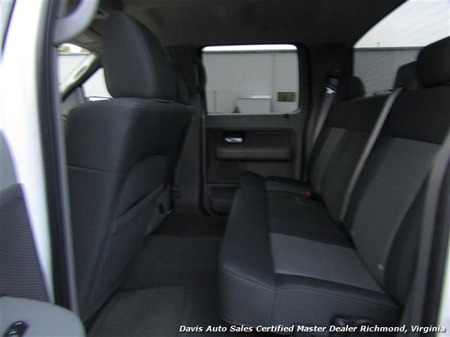2008 Ford F-150 XLT 4X4 Crew Cab Short Bed - Photo 18 - Richmond, VA 23237