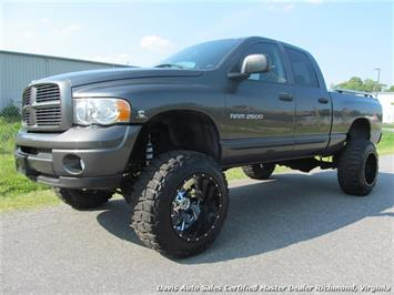 2004 Dodge Ram 2500 HD SLT Laramie 4X4 Quad Cab Short Bed Truck