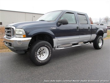 2002 Ford F-250 Super Duty Lariat 4dr Crew Cab Short Bed 4X4 Truck