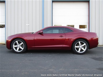 2011 Chevrolet Camaro LT 2LT Automatic - Photo 2 - Richmond, VA 23237