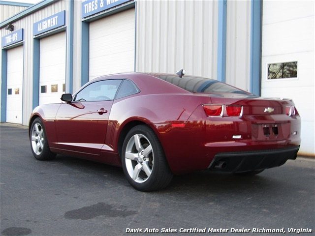 2011 Chevrolet Camaro LT 2LT Automatic - Photo 3 - Richmond, VA 23237