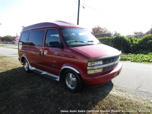 2000 Chevrolet Astro AWD 4X4 Regency Custom Conversion High Top - Photo 13 - Richmond, VA 23237
