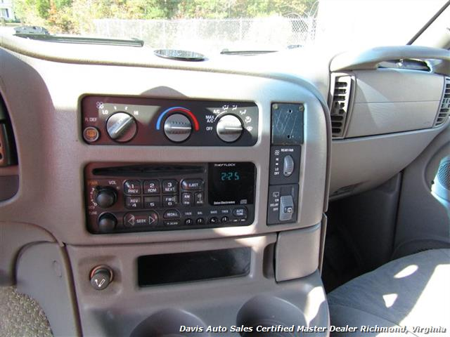 2000 Chevrolet Astro AWD 4X4 Regency Custom Conversion High Top - Photo 7 - Richmond, VA 23237
